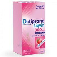 Dolipraneliquiz 300 Mg Suspension Buvable En Sachet Sans Sucre édulcorée Au Maltitol Liquide Et Au Sorbitol B/12 à Saint-Brevin-les-Pins