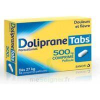 DOLIPRANETABS 500 mg Comprimés pelliculés Plq/16 à Saint-Brevin-les-Pins