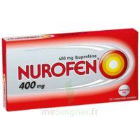 Nurofen 400 Mg Comprimés Enrobés Plq/12 à Saint-Brevin-les-Pins