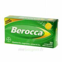 Berocca Comprimés effervescents sans sucre T/30 à Saint-Brevin-les-Pins