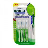 GUM TRAV - LER, 1,1 mm, manche vert , blister 4 à Saint-Brevin-les-Pins