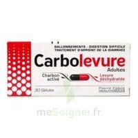 CARBOLEVURE Gélules adulte Plq/30 à Saint-Brevin-les-Pins