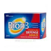 Bion 3 Défense Adulte Comprimés B/60 à Saint-Brevin-les-Pins