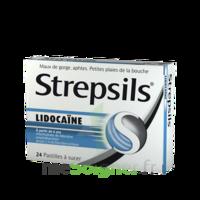 Strepsils Lidocaïne Pastilles Plq/24 à Saint-Brevin-les-Pins