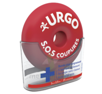 Urgo SOS Bande coupures 2,5cmx3m à Saint-Brevin-les-Pins