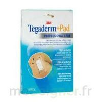 Tegaderm + Pad, 9 Cm X 10 Cm , Bt 10 à Saint-Brevin-les-Pins