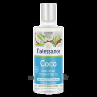 Natessance Huile Coco bio 100% pure 100ml à Saint-Brevin-les-Pins