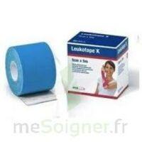 LEUKOTAPE K Sparadrap bleu 5cmx5m à Saint-Brevin-les-Pins