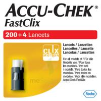 Accu-chek Fastclix Lancettes B/204 à Saint-Brevin-les-Pins