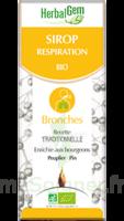 Herbalgem Sirop Bio Respiration 150ml à Saint-Brevin-les-Pins