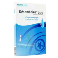 DESOMEDINE 0,1 % Collyre sol 10Fl/0,6ml à Saint-Brevin-les-Pins