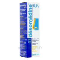 DESOMEDINE 0,1 % S pulv nas en flacon Spray/10ml à Saint-Brevin-les-Pins