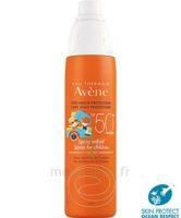Avène Eau Thermale Solaire Spray Enfant 50+ 200ml à Saint-Brevin-les-Pins