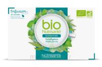 Nutrisanté Infusions Bio Respiratoire 20 Sachets à Saint-Brevin-les-Pins