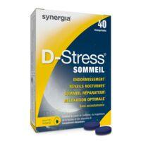 D-stress Sommeil Comprimés B/40 à Saint-Brevin-les-Pins