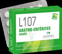 Lehning L107 Comprimés Orodispersibles 2plq Pvc/pvdc/alu/20 à Saint-Brevin-les-Pins