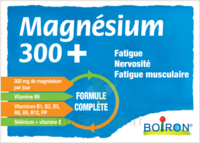 Boiron Magnésium 300+ Comprimés B/80 à Saint-Brevin-les-Pins