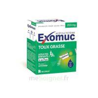 Exomuc 200 Mg, Granulés Pour Usage Oral En Sachet 15 Sachets/2g à Saint-Brevin-les-Pins