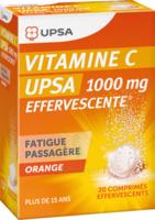 Vitamine C Upsa Effervescente 1000 Mg, Comprimé Effervescent à Saint-Brevin-les-Pins