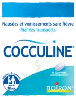 Boiron Cocculine Comprimés Orodispersibles B/40 à Saint-Brevin-les-Pins